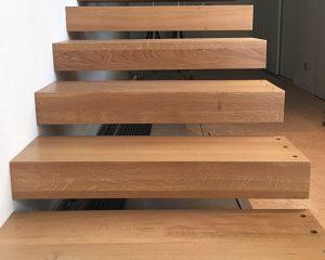 MAISON B – Escalier