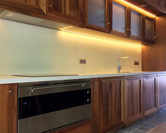 Appartement M / Aménagement d'une cuisine