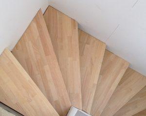 MAISON M – Escalier