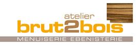 Brut 2 Bois logo